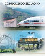 Mozambique 2011          20th  Century Trains - Mozambique