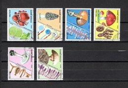 Guinea Bissau  1988  .-  Y&T  Nº  475/480 - Guinea-Bissau
