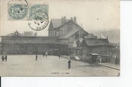 LISIEUX  La Gare - Lisieux