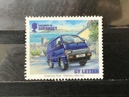 Guernsey - Europa, Postvoertuigen (GY) 2013 - Guernsey