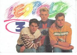 AARSCHOT Gesigneerde Foto Van De Groep Leopold 3 (oktober 1991) - Autographes