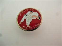 PINS JUDO S.P.I.C. PAUILLAC 33 GIRONDE / 33NAT - Judo