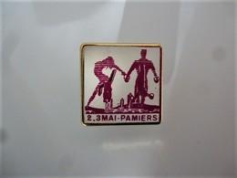 PINS SPORT GYMNASTIQUE 2.3. MAI PAMIERS 09 ARIEGE  / 33NAT - Gymnastics