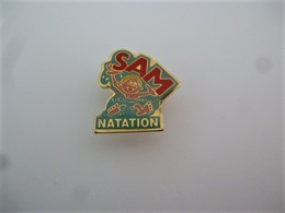 PINS SPORT S A M NATATION  / 33NAT - Natation