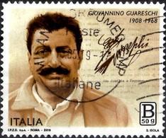 Italia 2018 Giovannino Guareschi - 6. 1946-.. Republik