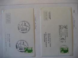 Frankreich 1984/85- Belege Freimarke Liberte Mi. 2509 - Briefe U. Dokumente