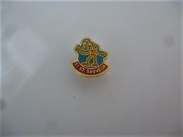 PINS S.I. ST SAUVEUR 33 GIRONDE  / 33NAT - Badges