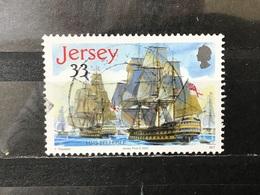 Jersey - Slag Van Trafalger (33) 2005 - Jersey
