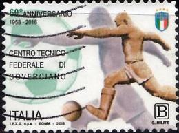 Italia 2018 Centro Tecnico Di Coverciano - 6. 1946-.. Republik