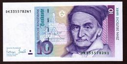 Germany 10 Mark 1993 UNC - 10 Deutsche Mark
