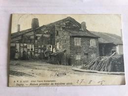 SUGNY 1905  MAISON PRIMITIVE DU TREIZIEME SIECLE  D.V.D. 11717 - Vresse-sur-Semois
