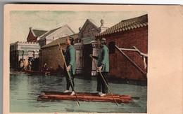 Durante Una Inondazione Nv - Cina