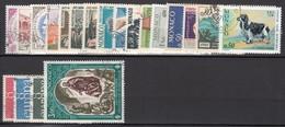 Année 1971 - Du N° 847 Au N° 866 - Oblitérés - - Monaco