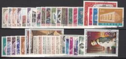 Année 1969 - Du N° 772 Au N° 808 + PA N° 93 Et N° 94 - Oblitérés - - Monaco