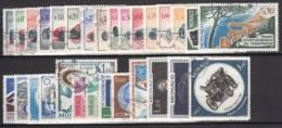 Année 1967 - Du N° 708 Au N° 735 + PA N° 91 - Oblitérés - - Monaco