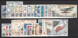Année 1964 - Du N° 636 Au N° 663 + PA N° 82 Et N° 83 - Oblitérés - - Monaco