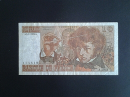 10F BERLIOZ DU 5-1-1976  ALPHABET RARE   A..283 - 1962-1997 ''Francs''