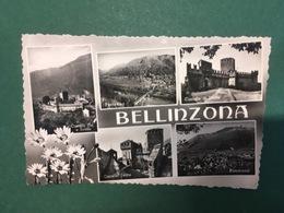Cartolina Bellinzona - Panorama - Castello Di Svitto - Castello Uri - 1910 - Cartoline
