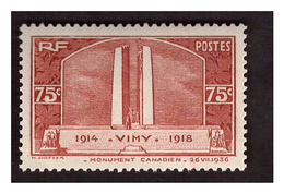 Timbre N° 316 Neuf ** - Unused Stamps
