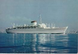 LE GIULIO CESARE - Cie De Nav. ITALIA - Publicitè Dolcymène - Steamers