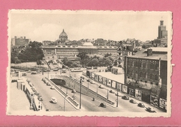 C.P. Bruxelles  - Brussel  = Boulevard  Berlaimont Et Jardin Botanique  Berlaimontlaan En Plantentuin - Avenues, Boulevards