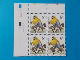A - 10 '%  BLOC DE  4 N° 2654   DATE - 1985-.. Oiseaux (Buzin)