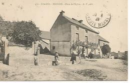Ac10/   21   Frolois    Place De L'église  (animations) - Other Municipalities