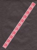 Roulette De 11 Du N° 1664 - Neuf ** - Marianne De Béquet - N° Rouge - Gomme Tropicale - Sans Phosphore - Rollen