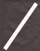 Variété N° Rouge à Sec Sur Roulette De 11 Du N° 1664 - Neuf ** - Marianne De Béquet - Gomme Tropicale - Sans Phosphore - Coil Stamps