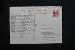FINLANDE - Entier Postal Surchargé De Helsinki Pour L 'Allemagne En 1964 - L 31142 - Finland