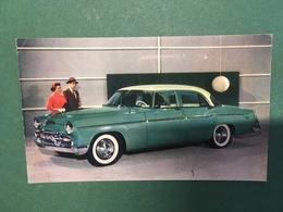 Cartolina De Soto Firedome V8 Four Door Sedan - Styled For Tomorrow - 1955 Ca. - Cartoline