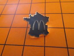 512h Pins Pin's / Rare & Belle Qualité  THEME McDONALD'S / McDO FRANCE HEXAGONE - McDonald's