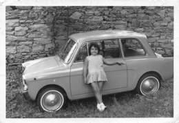 "D9292 ""AUTO BIANCHI - BIANCHINA 1964"" FOTOGRAFIA ANIMATA - Automobili"