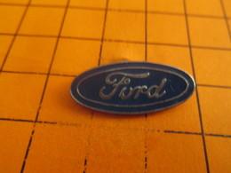 513b Pins Pin's / Rare & Belle Qualité  THEME AUTOMOBILES / LOGO DE LA MARQUE FORD - Ford