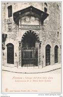 FIRENZE:   PALAZZO  DELL' ARTE  DELLA  LANA  -  TABERNACOLO  DI  S. MARIA  DELLA  TOMBA  -  FP - Musei