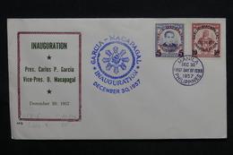 PHILIPPINES - Enveloppe FDC En 1957 - L 31161 - Philippines