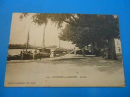 17 ) Mortagne-sur-gironde - N° 1069 - Le Port - Année - EDIT - Guiastrennec - France