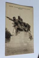 BELGIQUE  Verviers Monument Commemoratif De La Guerre 1914 1918 - Verviers
