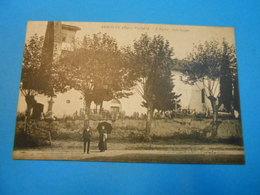 64 ) Arbonne - L'eglise ; Style Basque - Année - EDIT - Ouvrard Et Teillery - France