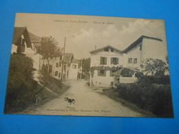 64 ) Arbonne - Entrée Du Bourg ( N° 1 ) - Année - EDIT - Ouvrard Et Teillery - France
