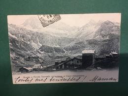 Cartolina Grande E Piccolo Turinalin - Veduto Da Cheneil - Valtournanche - 1928 - Non Classificati