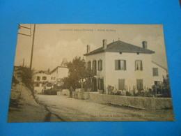 64 ) Arbonne - Entrée Du Bourg ( N° 2 ) - Année - EDIT - Ouvrard Et Teillery - France