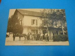 """64 ) Arbonne - Maison Dibarce """" Attelage """""""" - Année - EDIT - Ouvrard Et Teillery - France"""