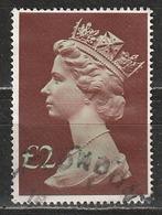 Gran Bretagna 1977 Queen Elizabeth II - Large Machin - 1952-.... (Elisabetta II)