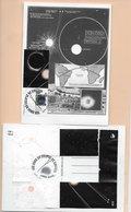 CARTE MAXIMUM - MAXIMUM KARTE - TARJETA MAXIMA - MAXIMUM CARD - PORTUGAL - 100 ANS D'ECLIPSE DE EINSTEIN - Astrologie