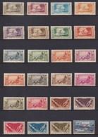 OCÉANIE - Lot De 24 Timbres NEUFS ** - MNH - Grande Fraîcheur - Océanie (Établissement De L') (1892-1958)