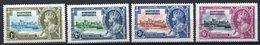 RHODESIE DU NORD - (Colonie Britannique) - 1935 - N° 18 à 21 - (Jubilé De George V) - Rhodésie Du Nord (...-1963)