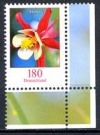 Freimarken Blumen Aus Bogen  1,80 € - [7] Federal Republic