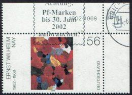 BRD, 2002, MiNr 2267. Gestempelt - [7] République Fédérale