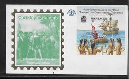 Bahamas - FDC - Enveloppe 1er Jour - Bahamas (1973-...)